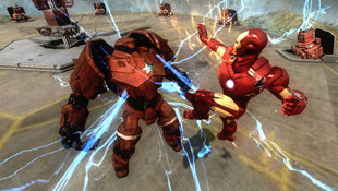 Iron Man™ 2 The Video Game Screenshot 3