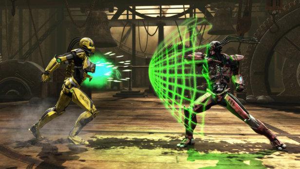 Mortal Kombat Game   PS3 - PlayStation