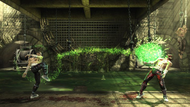 Mortal Kombat vs DC Universe Screenshot 4