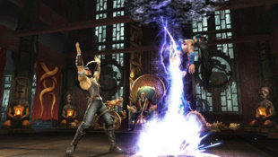Mortal Kombat vs DC Universe Screenshot 5