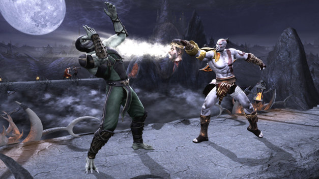 Mortal Kombat Screenshot 1