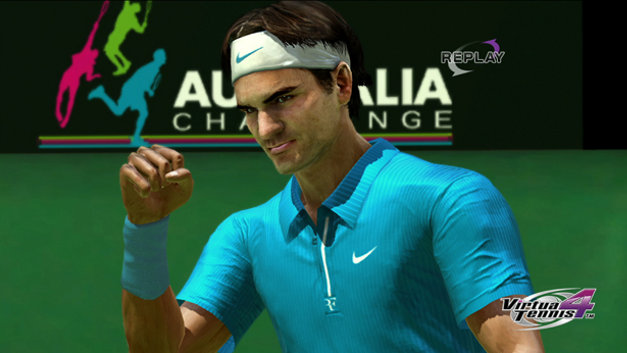 Virtua Tennis 4 Screenshot 1
