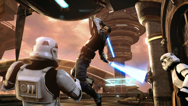 Star Wars® The Force Unleashed™ II Screenshot 1