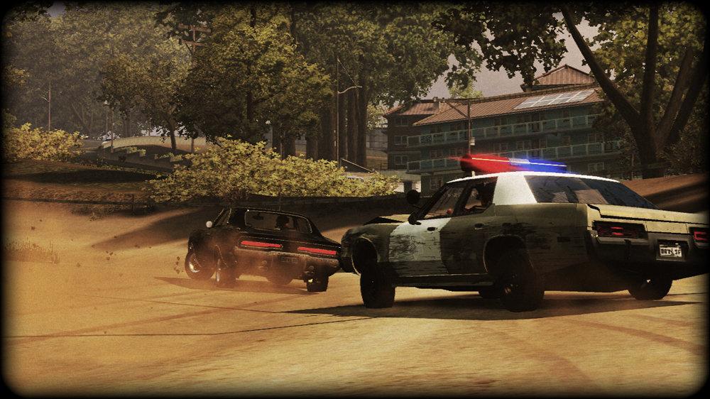 DRIVER® SAN FRANCISCO Game | PS3 - PlayStation