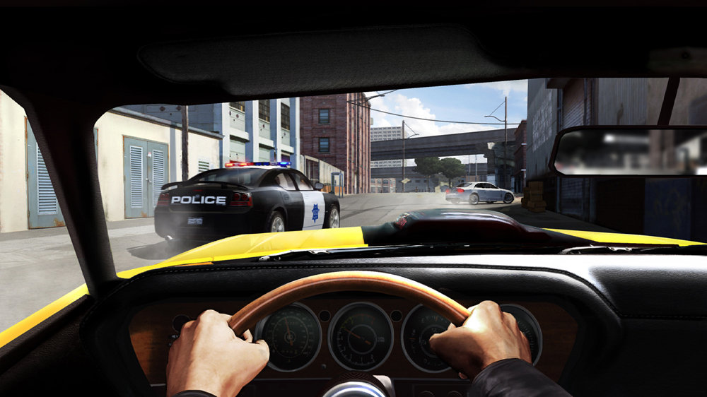 Driver San Francisco Game Ps3 Playstation
