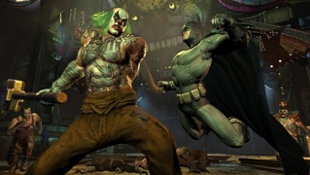 Batman: Arkham City Screenshot 2