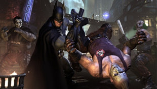 Batman: Arkham City Screenshot 5