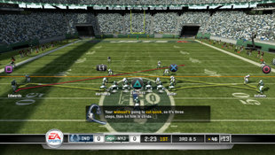 Madden NFL 11 Screenshot 2