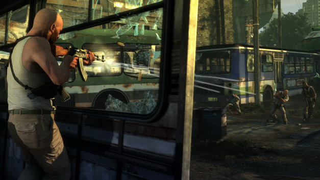 Max Payne®3 Screenshot 4