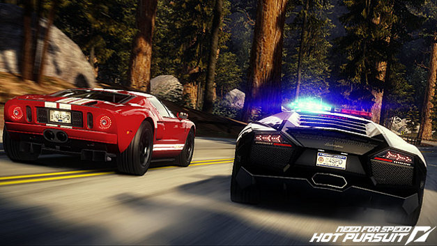 Need for Speed™ Hot Pursuit Screenshot 1