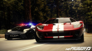 Need for Speed™ Hot Pursuit Screenshot 2