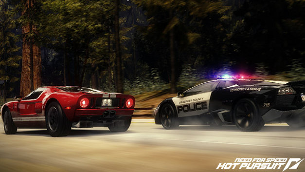 Need for Speed™ Hot Pursuit Screenshot 4