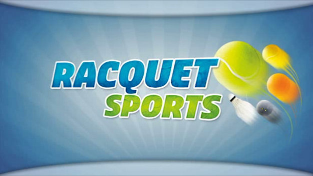 Racquet Sports Video Screenshot 1