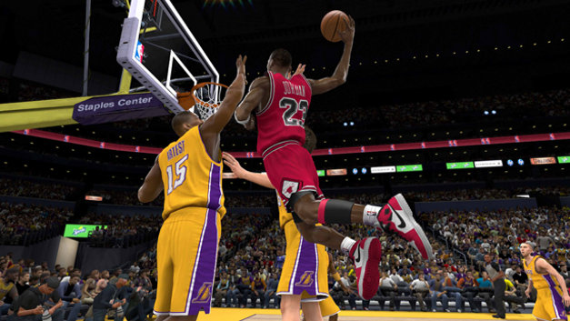 NBA 2K11 Screenshot 10