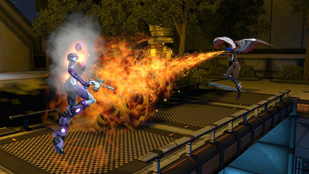 DC Universe™ Online Screenshot 4
