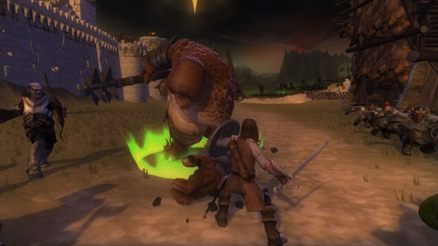 The Lord of the Rings: Aragorn's Quest Screenshot 4