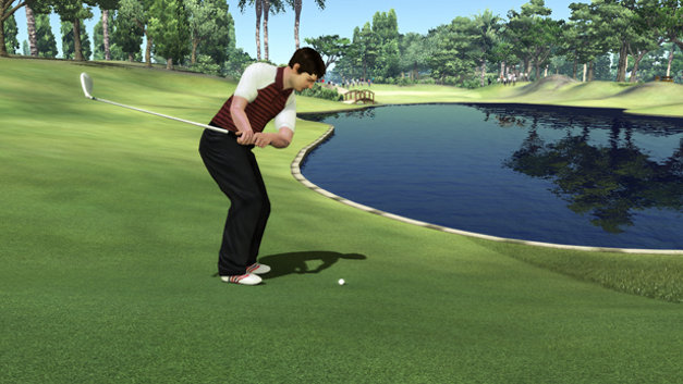 John Daly's ProStroke Golf Screenshot 4
