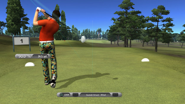 John Daly's ProStroke Golf Screenshot 7