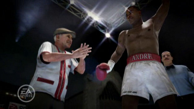 Fight Night Champion Video Screenshot 4