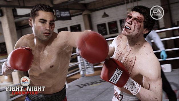 Fight Night Champion Screenshot 4
