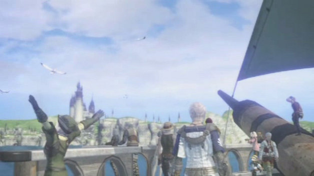 FINAL FANTASY® XIV: A Realm Reborn Video Screenshot 1