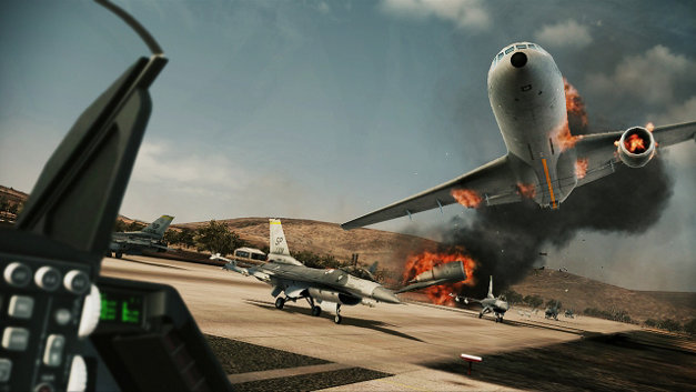 ACE COMBAT®ASSAULT HORIZON Screenshot 10
