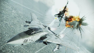ACE COMBAT®ASSAULT HORIZON Screenshot 12