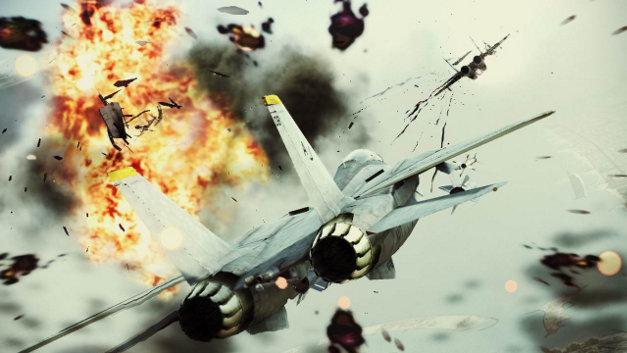 ACE COMBAT®ASSAULT HORIZON Screenshot 13