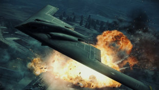 ACE COMBAT®ASSAULT HORIZON Screenshot 15