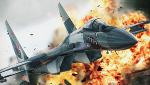 ACE COMBAT®ASSAULT HORIZON Screenshot 17