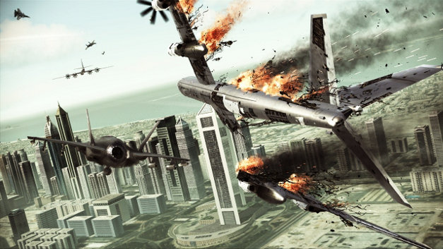 ACE COMBAT®ASSAULT HORIZON Screenshot 16