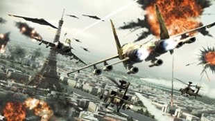ACE COMBAT®ASSAULT HORIZON Screenshot 3
