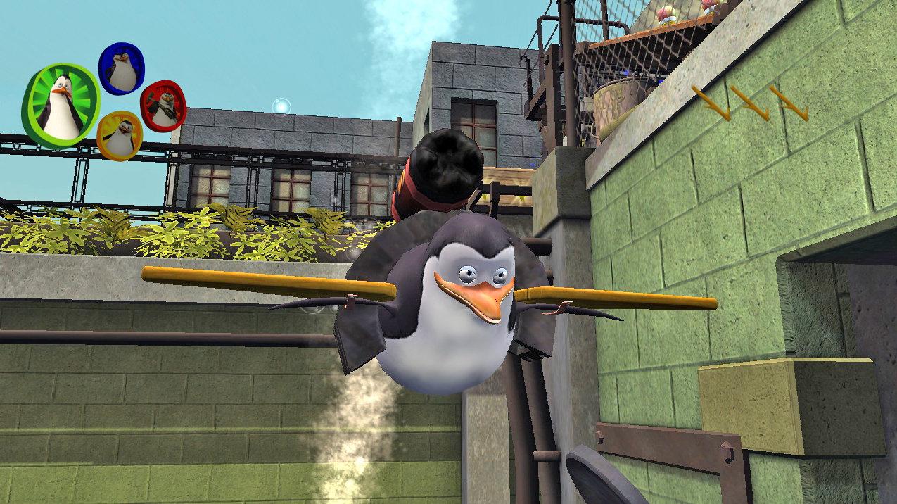 Penguins of Madagascar: Dr  Blowhole Returns…Again! Game