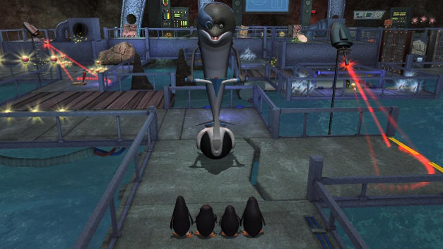Penguins of Madagascar: Dr. Blowhole Returns…Again! Screenshot 4