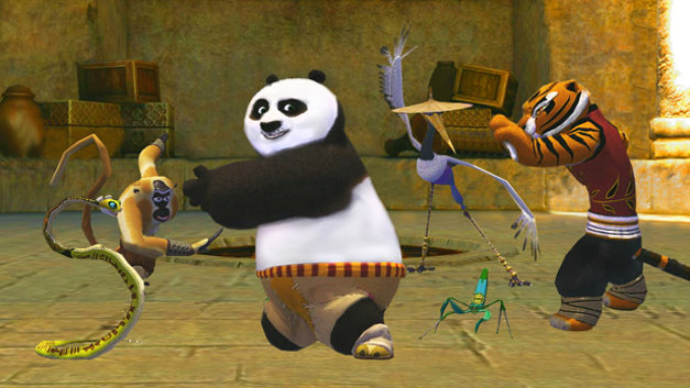 Kung Fu Panda 2™ Screenshot 1