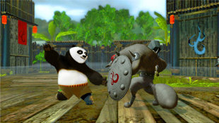 Kung Fu Panda 2™ Screenshot 3