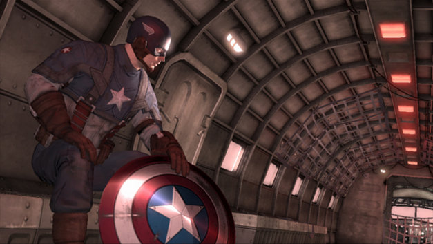Captain America™: Super Soldier Screenshot 1