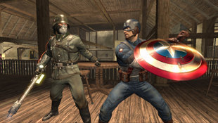Captain America™: Super Soldier Screenshot 2