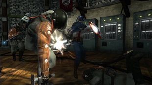 Captain America™: Super Soldier Screenshot 3