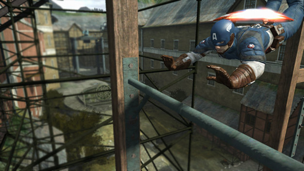 Captain America™: Super Soldier Screenshot 4