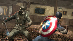 Captain America™: Super Soldier Screenshot 5