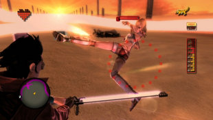 No More Heroes:  Heroes Paradise Screenshot 2