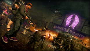 Saints Row:®The Third™ Screenshot 11