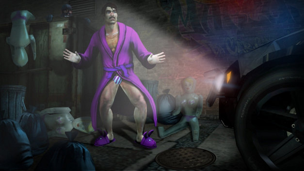 Saints Row:®The Third™ Screenshot 1