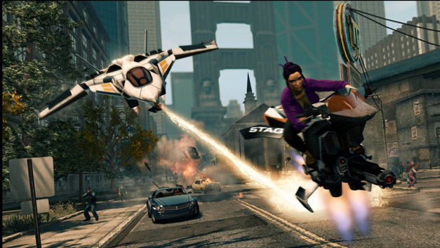 Saints Row:®The Third™ Screenshot 4