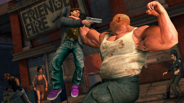 Saints Row:®The Third™ Screenshot 7