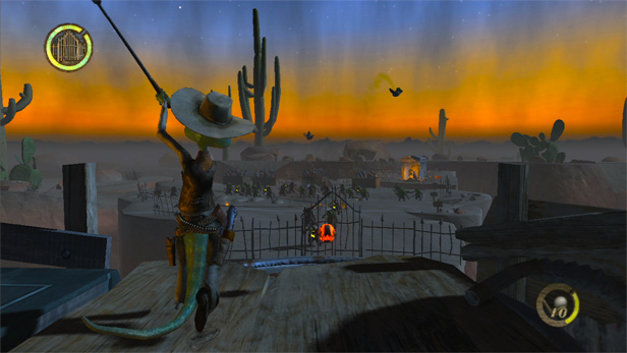 Rango Screenshot 4