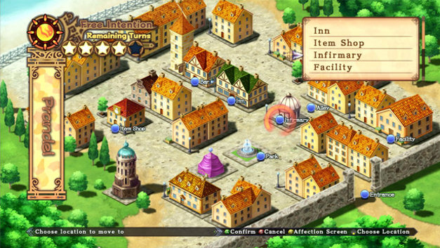Record of Agarest War Zero Screenshot 7