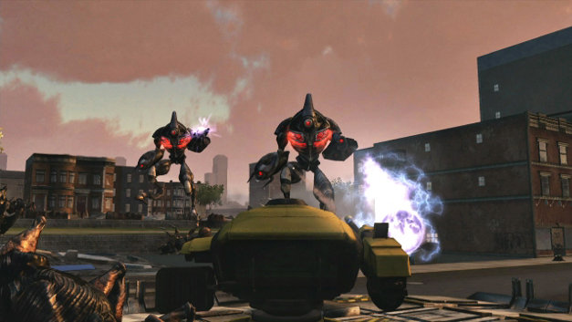 Earth Defense Force®: Insect Armageddon™ Screenshot 7