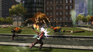 Earth Defense Force®: Insect Armageddon™ Screenshot 2